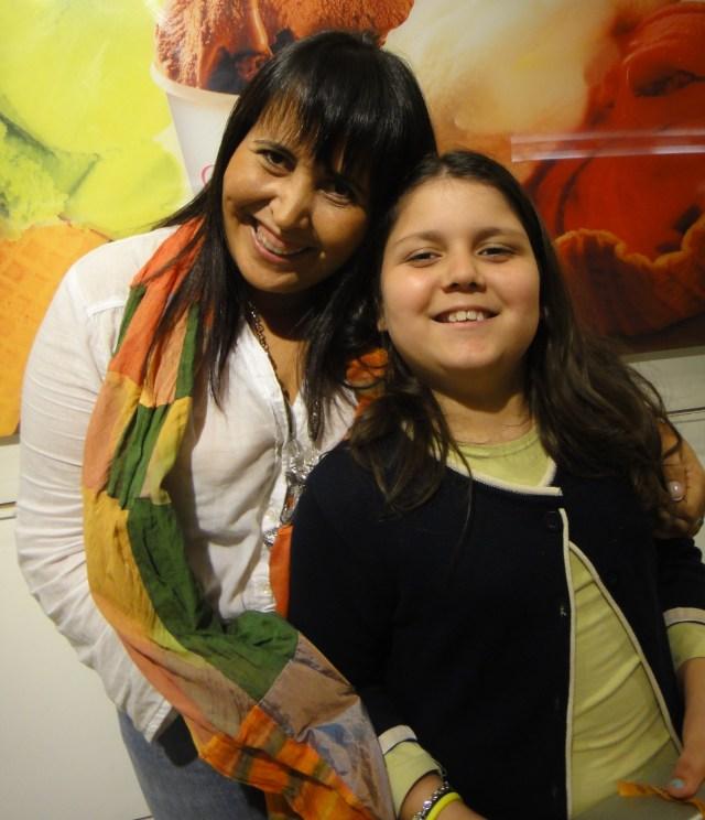 Patricia Cassemiro e Carol
