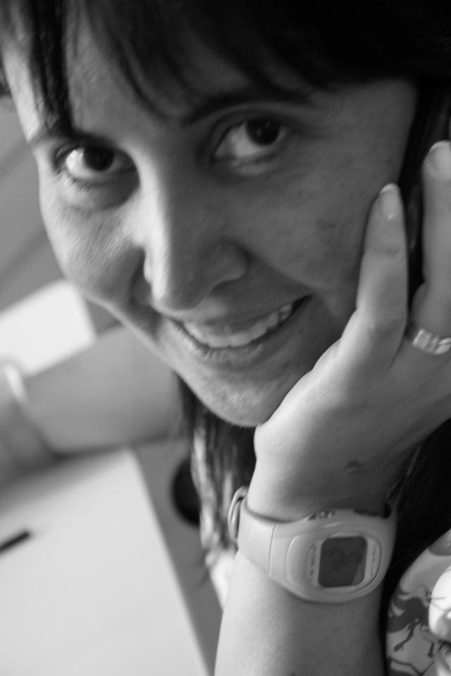 Paty Cassemiro jornalista