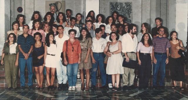 Alunos de 1991