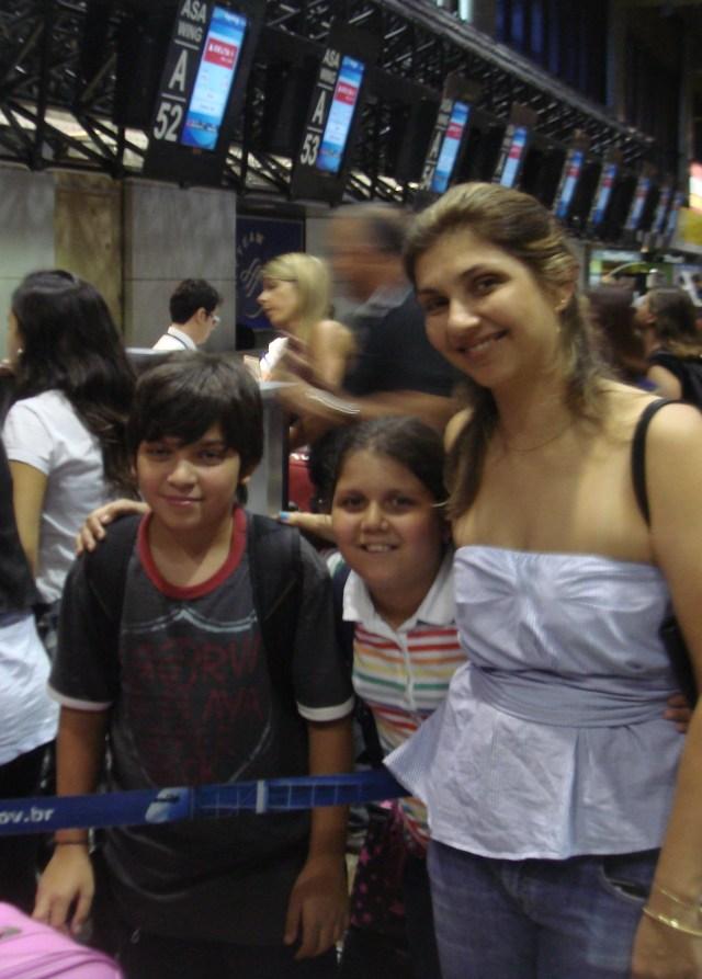 victor, carol e Betania