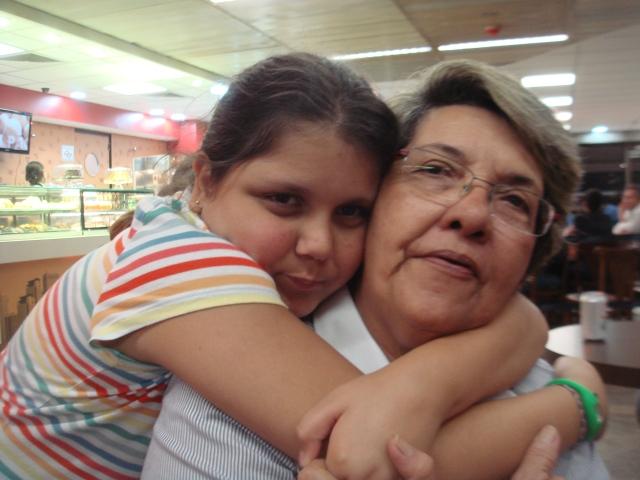 Carol Sampaio  e Lucia