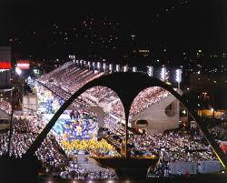 arquitetura do samba