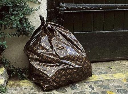 Resultado de imagem para luxo e lixo
